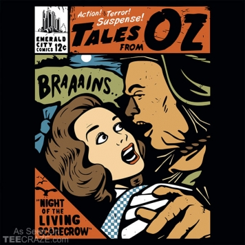 Tales From Oz T-Shirt
