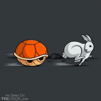 The Hare And The Shell T-Shirt