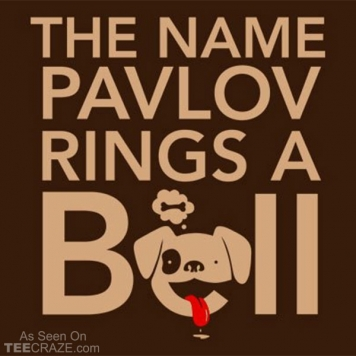 The Name Pavlov Rings A Bell T-Shirt