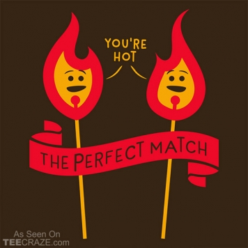 The Perfect Match T-Shirt