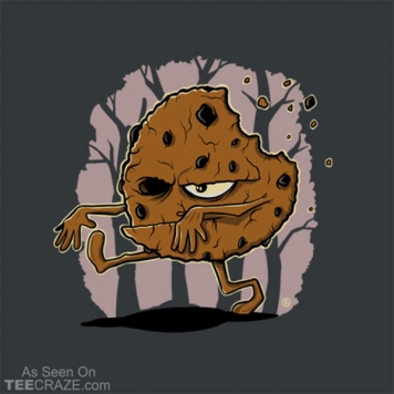 The Walking Cookie T-Shirt
