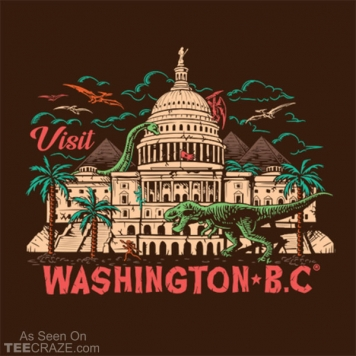 Washington B.C T-Shirt