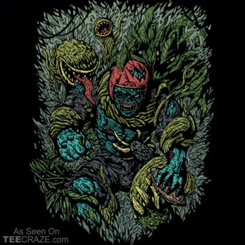Zombie vs Plants T-Shirt